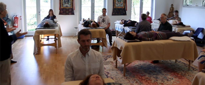 Craniosacral Biodynamics Post Graduate Courses